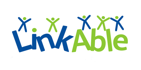 LinkAble logo